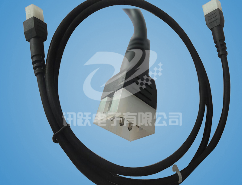 CNC机床线束